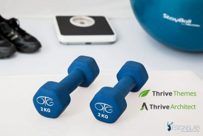 Want Fitness Websites in Thrive Themes or Thrive Architect